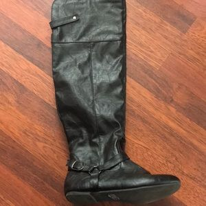 Rue 21 over the knee boot